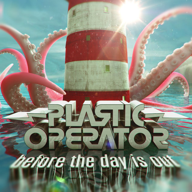 Cover art for album Before the Day is Out by Plastic Operator