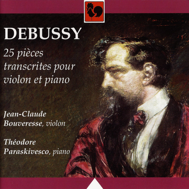 Debussy: Le petit nègre, L. 114 - Children's Corner, L. 113 - Petite suite, L. 65 - 25 Pièces transcrites pour violon et piano (Debussy: 25 Pieces transcribed for Violin and Piano)