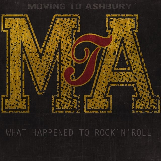 Cover art for album What Happened To Rock'n'Roll by Moving To Ashbury