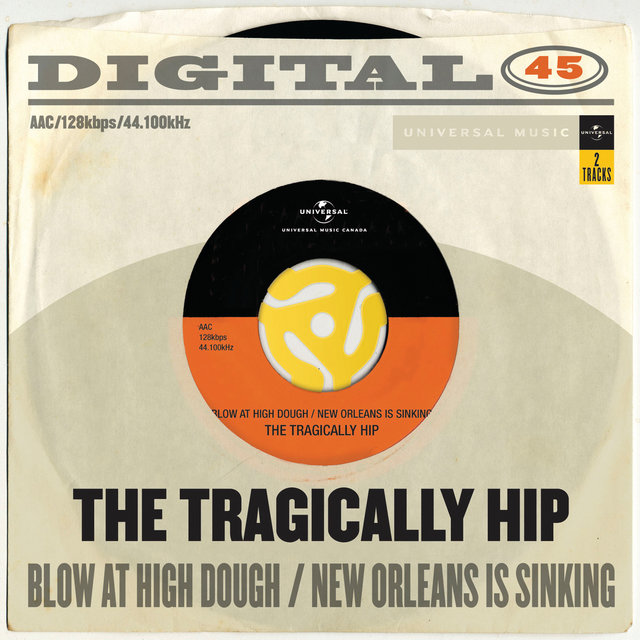 Blow At High Dough / New Orleans Is Sinking (Digital 45)
