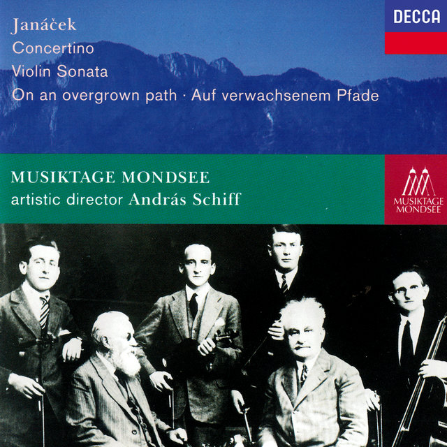 Janácek: Concertino; On An Overgrown Path; Violin Sonata