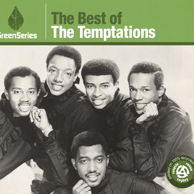 The Best Of The Temptations - Green Series