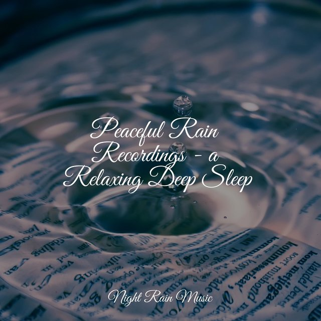 Peaceful Rain Recordings - a Relaxing Deep Sleep