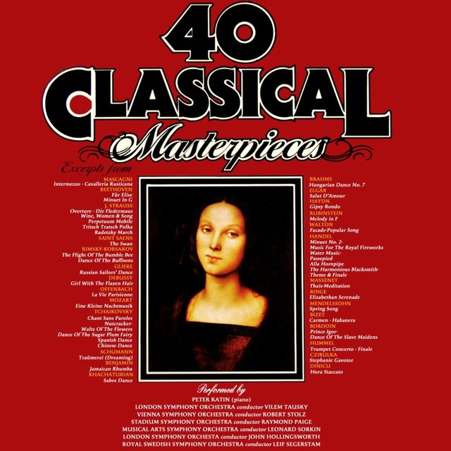 40 Classical Masterpieces