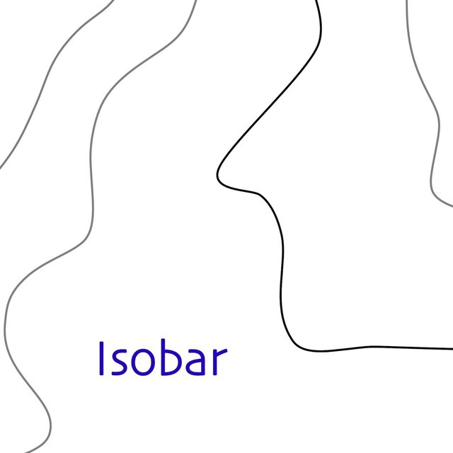 Cover art for album Isobar by Isobar