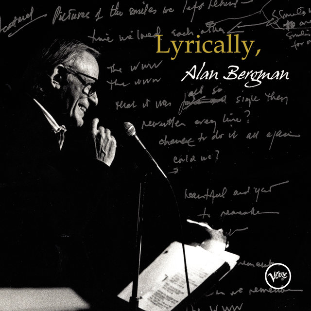 Lyrically, Alan Bergman