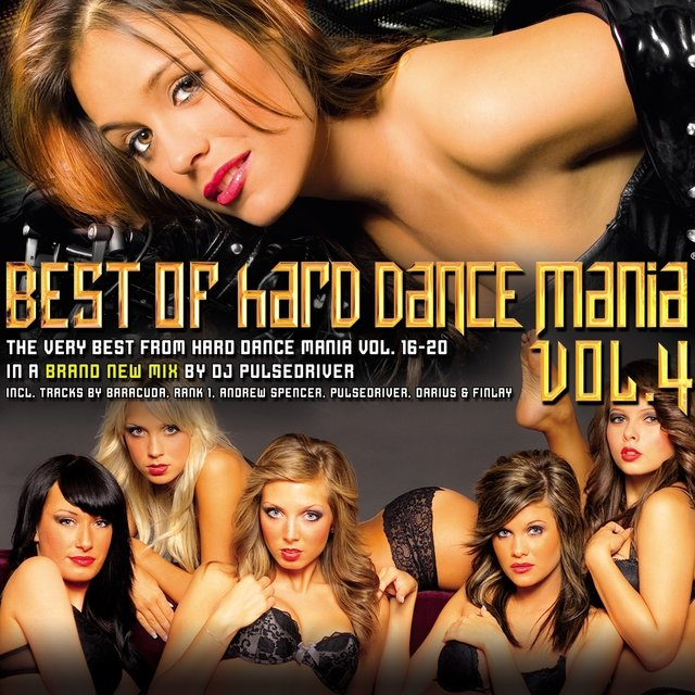 Best of Hard Dance Mania 4