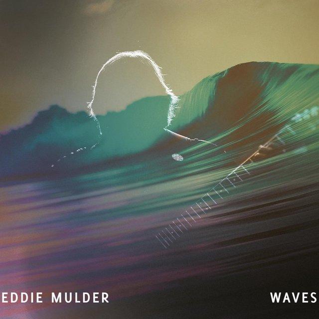 Cover art for album Waves by Eddie Mulder