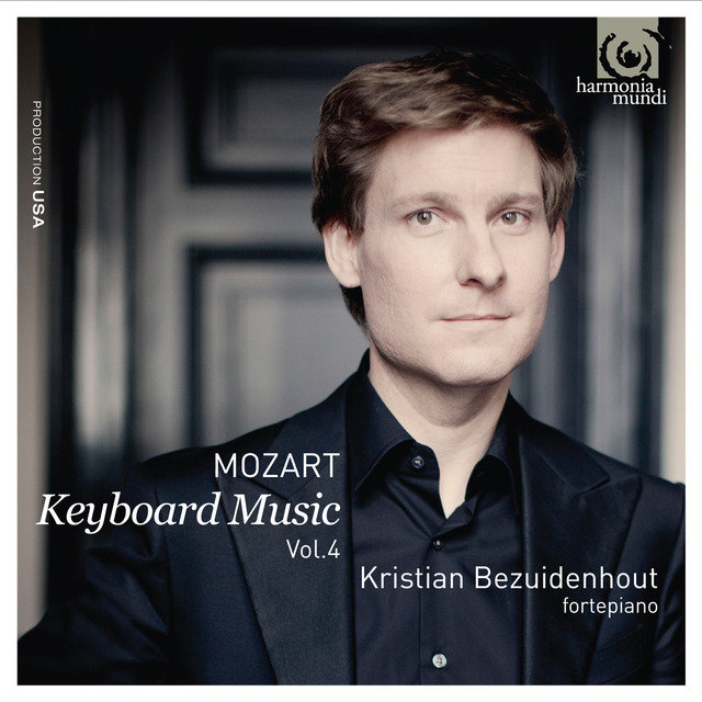Mozart: Keyboard Music Vol.4