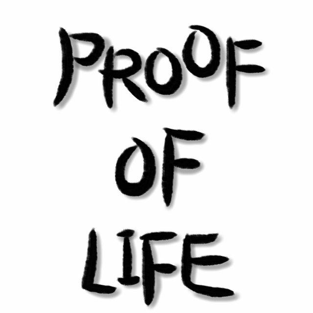 Cover art for album Proof of Life (Last Breath) by Hikaru Shirosu