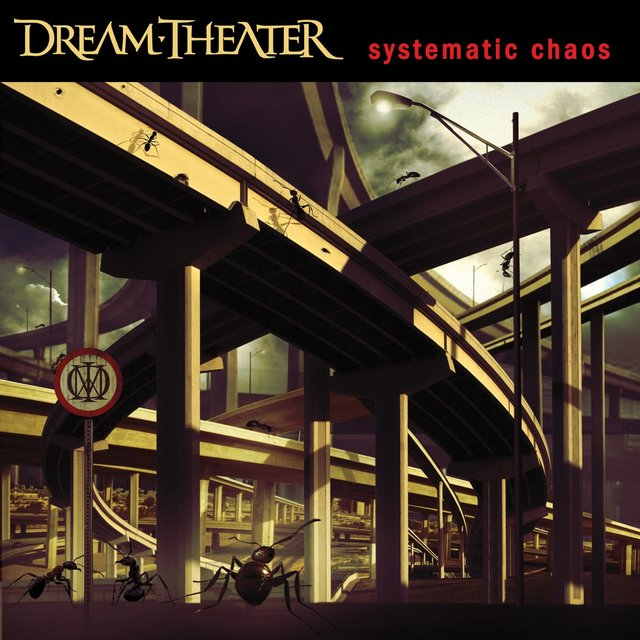 Cover art for album Systematic Chaos by Dream Theater