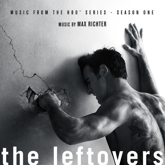 Cover art for album  by Max Richter
