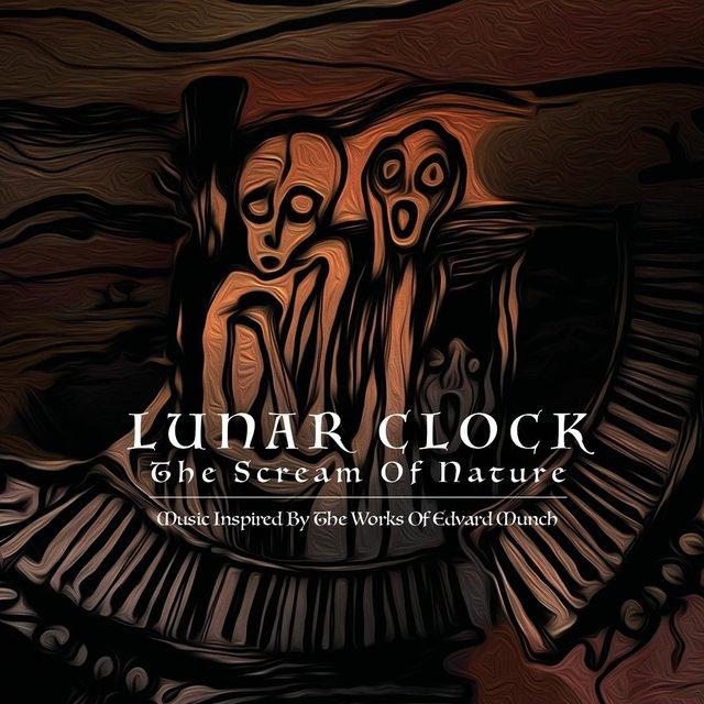 Cover art for album The Scream of Nature by Lunar Clock