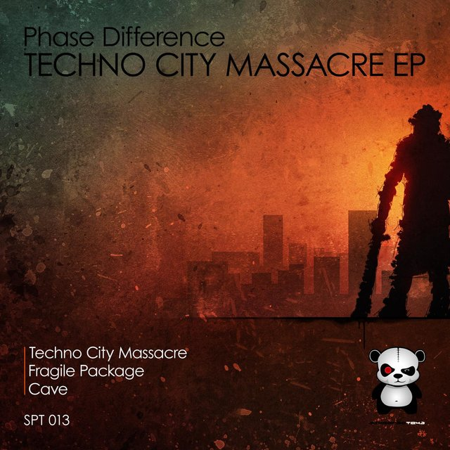 Techno City Massacre EP