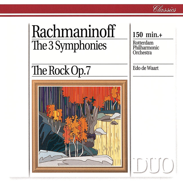 Rachmaninov: The Symphonies; The Rock