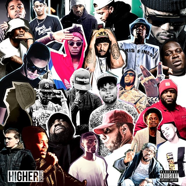 Higher Tape, Vol. 1