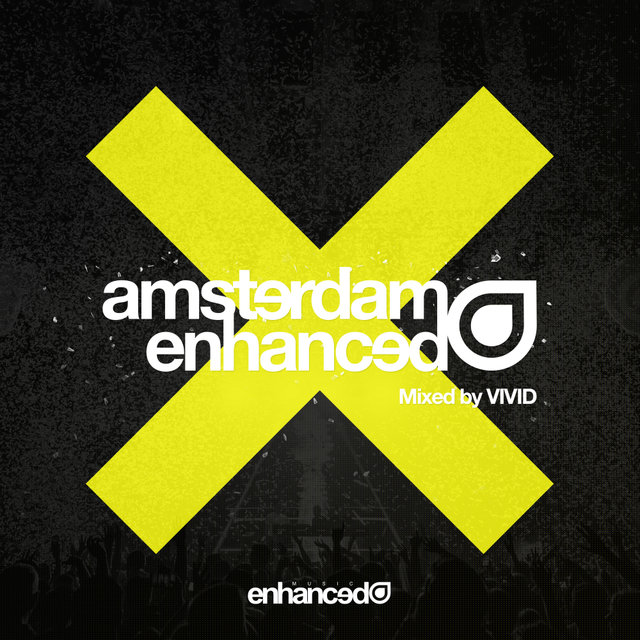 Amsterdam Enhanced 2018, Mixed by Vivid