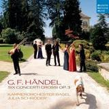 Concerto grosso in F Major, Op. 3, No. 4, HWV 315: I. Andante - Allegro