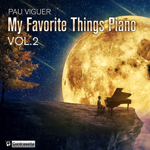 My Favorite Things Piano Vol. 2
