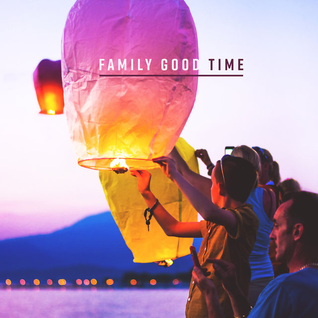 Family Good Time: Piano Jazz Music to Spending Nice Time Together