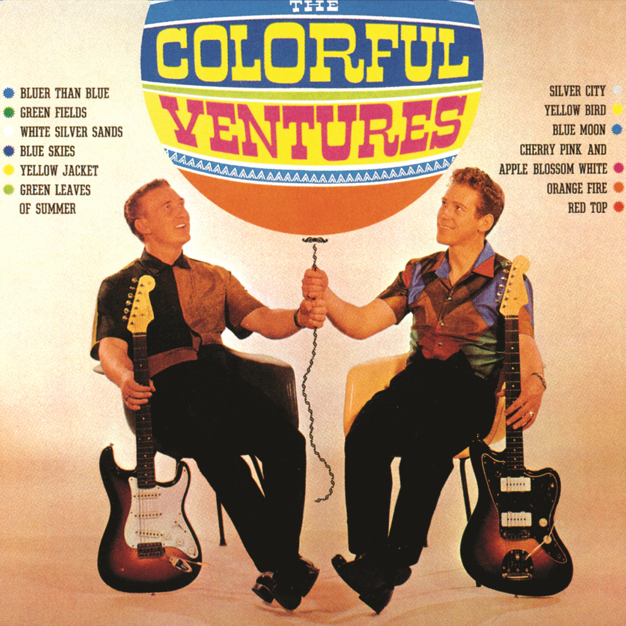 The ventures tidal the colorful venturesthe ventures hexwebz Choice Image