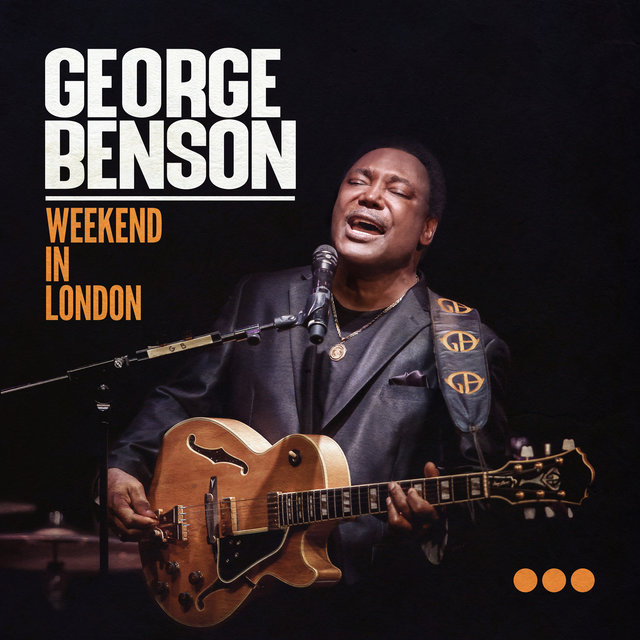 Cover art for album Weekend in London (Live) by George Benson
