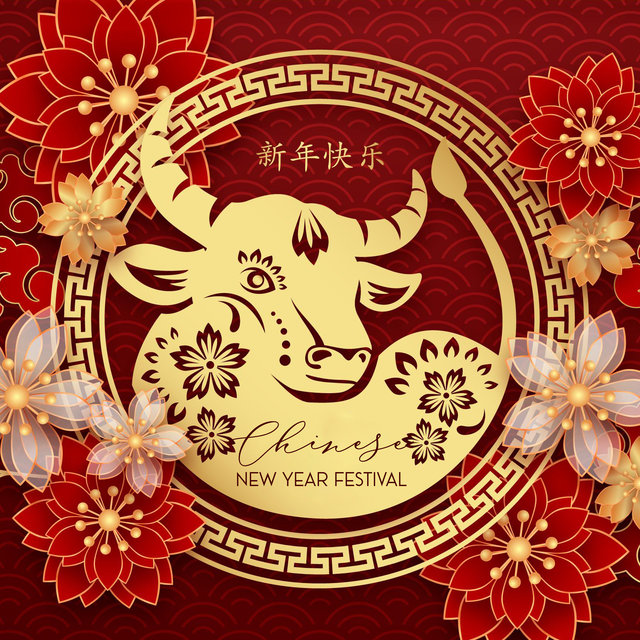 Chinese New Year Festival - Classical Asian Music to Celebrate 2021 Year