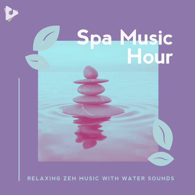 Relaxing Zen Music with Water Sounds