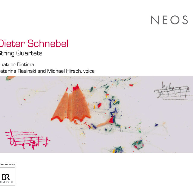 Schnebel: String Quartets