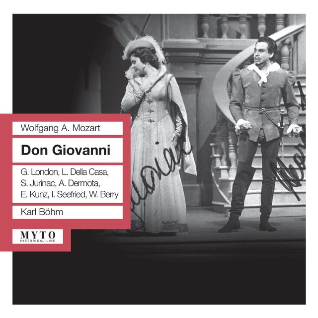Mozart: Don Giovanni, K. 527 (Sung in German) [Recorded 1955] [Live]