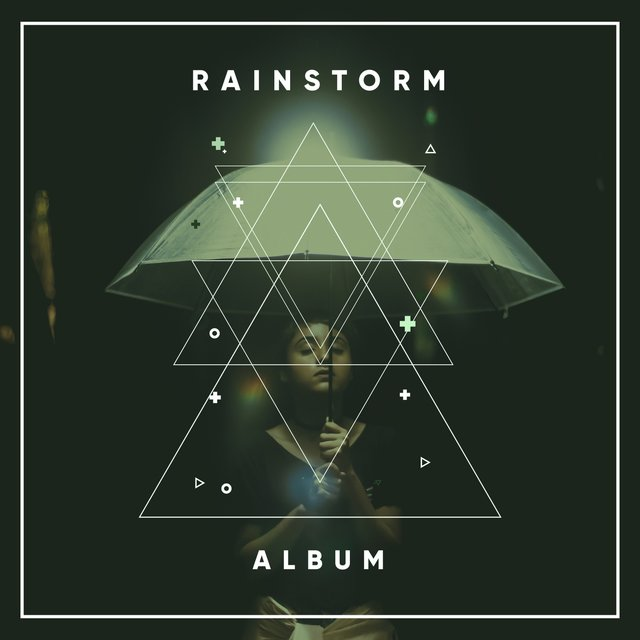 2020 Background Rainstorm & Water Album