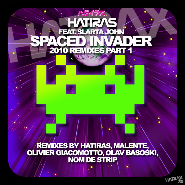 Spaced Invader Remixes, Pt.1