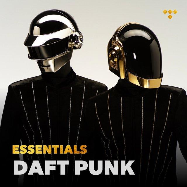 Cover art for album Daft Punk Essentials by TIDAL