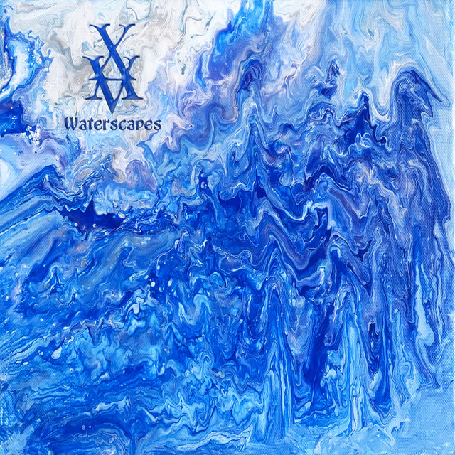 Cover art for album Waterscapes by Xavier Boscher