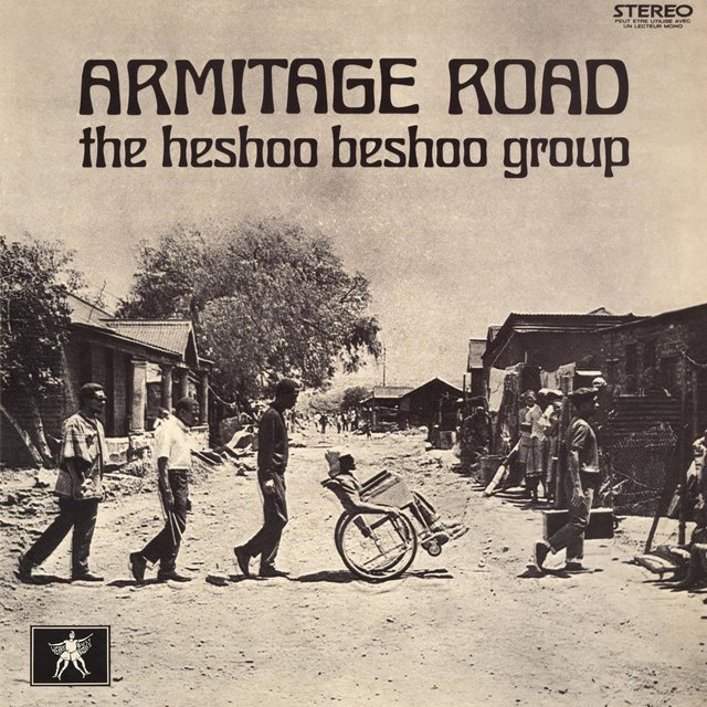 Cover art for album Armitage Road by Heshoo Beshoo Group