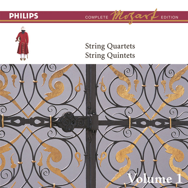 Mozart: The String Quartets, Vol.1 (Complete Mozart Edition)