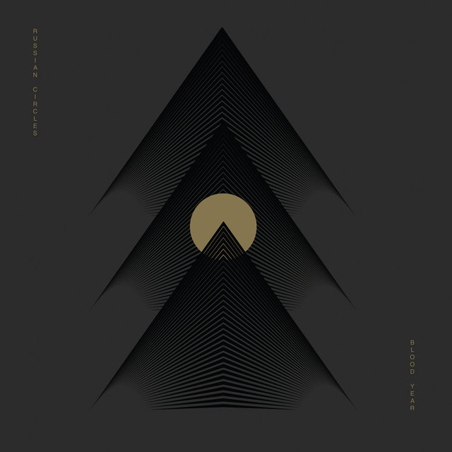 Cover art for album Blood Year by Russian Circles