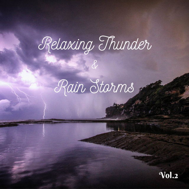 Relaxing Thunder and Rain Storms Vol.2