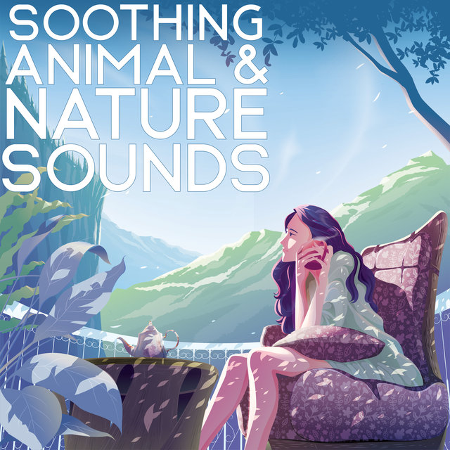 Soothing Animal & Nature Sounds - Relaxation Music for Stress Relief, Peaceful Place, Clear Your Mind, Harmony of Senses, Water Sounds, Birdsong, Mother Nature