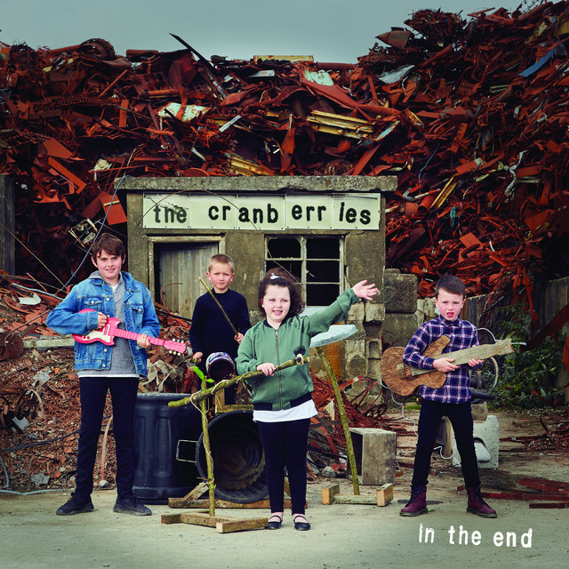 Cover art for album In the End by The Cranberries