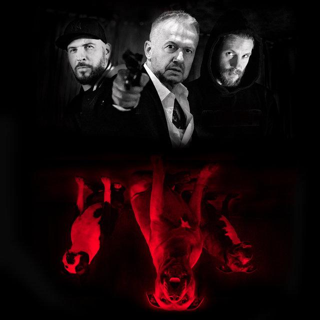 Cover art for album Psy. W imię zasad by O.S.T.R., Sebastian Fabijański
