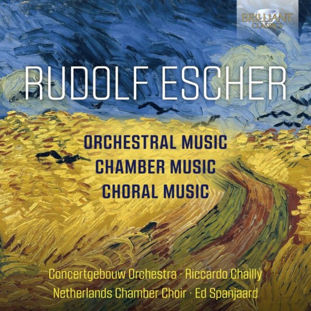 Escher: Orchestral, Chamber and Choral Music