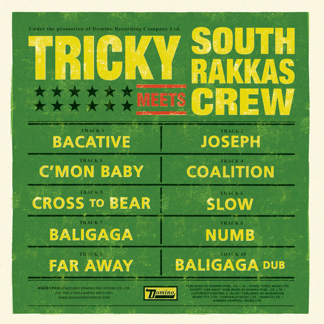 Tricky Meets South Rakkas Crew
