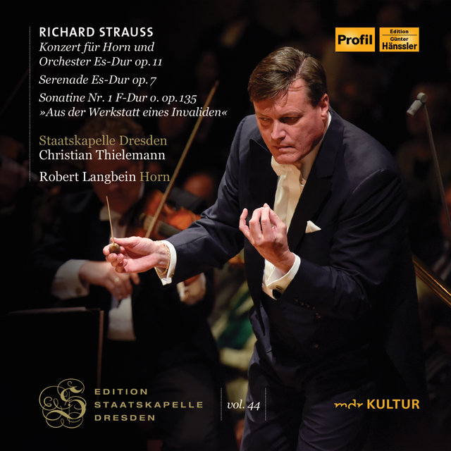 Richard Strauss (Live)