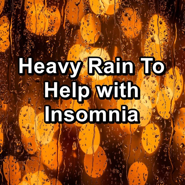 Heavy Rain To Help with Insomnia
