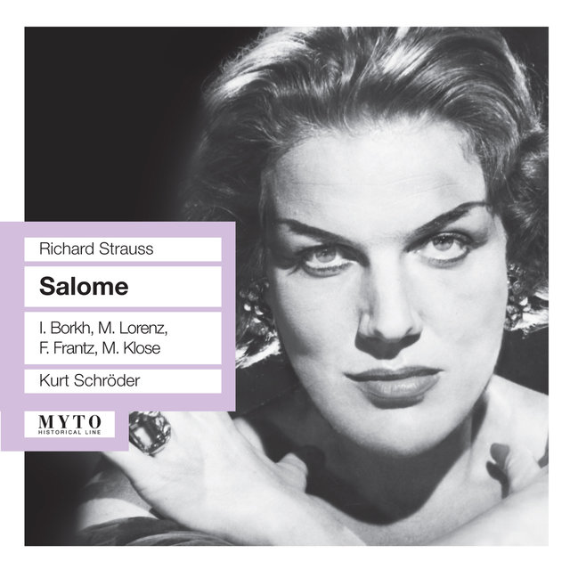 Richard Strauss: Salome, Op. 54, TrV 215