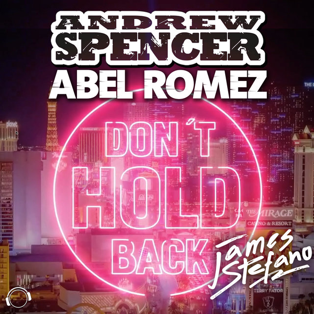 Don't Hold Back (feat. James Stefano)
