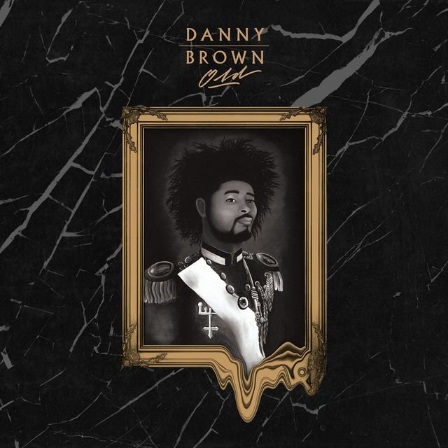 Cover art for album Old by Danny Brown