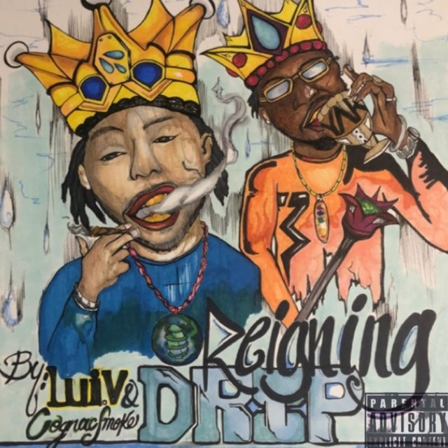 Reigning Drip (feat. Luiv)