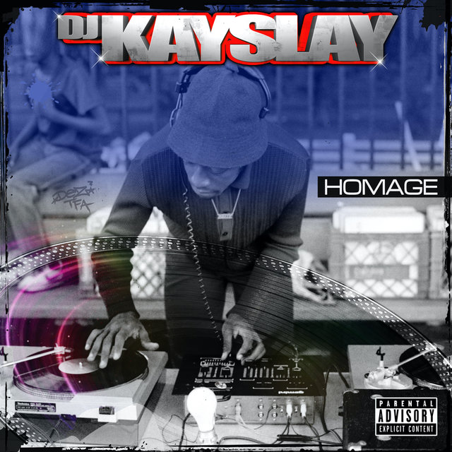Cover art for album Homage by DJ Kay Slay